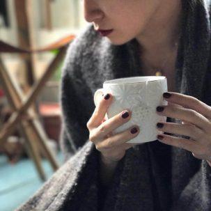◭◭ 快到森小姐的茶店來杯暖呼呼的熱茶吧🏡 ◭◭