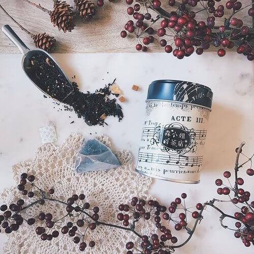 ◭◭ 冷冷的冬天⛄️來杯暖呼呼的鮮奶茶吧🥛◭◭