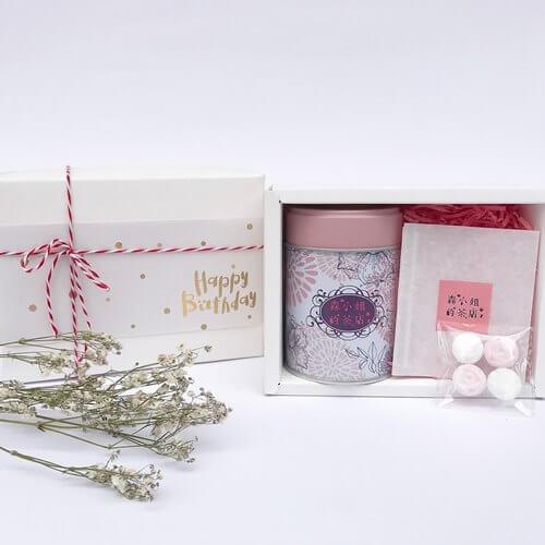 生日禮盒-德國果實茶與日本手工玫瑰砂糖-2