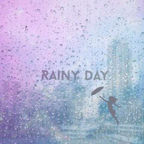 【 稀裡嘩啦 雨下來了♪ 】
